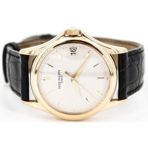 Patek Phillipe Calatrava 5127J-001 37mm Mens Watch