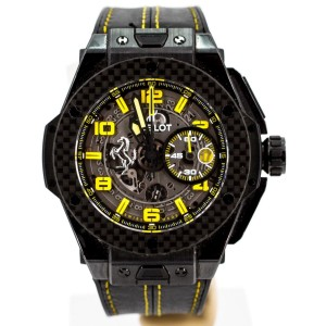 Hublot Big Bang Unico Ferrari 401.CQ.0129.VR Limited Edition 45mm Mens Watch