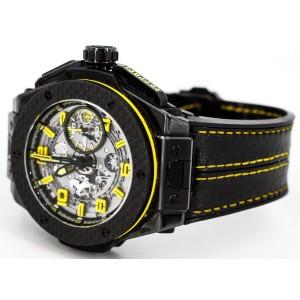 Hublot Big Bang Unico Ferrari 401.CQ.0129.VR Limited Edition 45mm Mens Watch