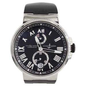 Ulysse Nardin Maxi Marine 1183-122-3/42 45mm Mens Watch