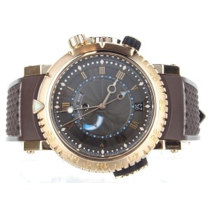 Breguet Marine Royal 5847BR 45mm Mens Watch