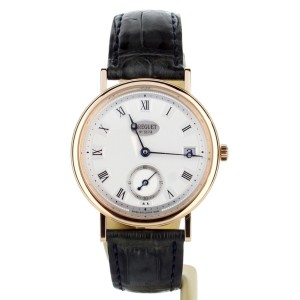 Breguet Classique 5920BR/15/984 35mm Mens Watch