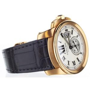 Cartier Calibre De W7100009 42mm Mens Watch
