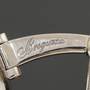 Breguet 18K White Gold Cufflinks