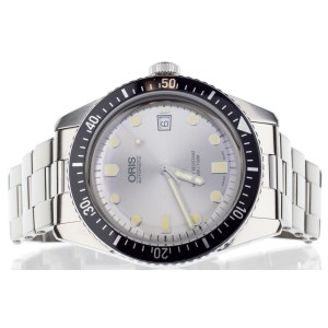 Oris Diver Sixty-Five 01 733 7720 40551 42mm Mens Watch