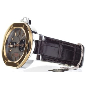 Clerc Iconic 8 44mm Mens Watch