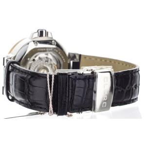 Clerc Iconic 8 Retrograde 44mm Mens Watch