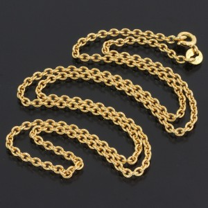 Cartier Chain 18K Yellow Gold Necklace