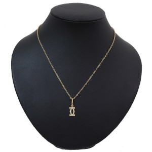 Cartier Diamonds 18K Yellow Gold Diamond Pendant