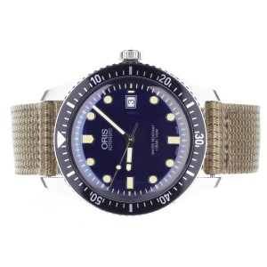 Oris Divers Sixty-Five 01 733 7720 4055-07 5 21 02 42mm Mens Watch