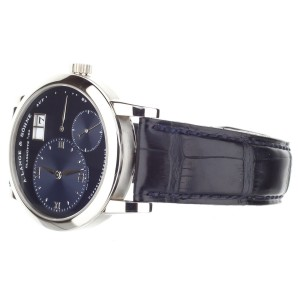 A. Lange & Sohne Lange 1 101.027 38.5mm Mens Watch