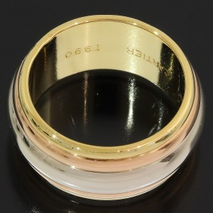 Cartier Saturn Ring Size 6