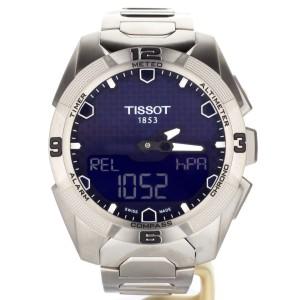 Tissot T-Touch Expert T091 420 44 051 00 45mm Mens Watch
