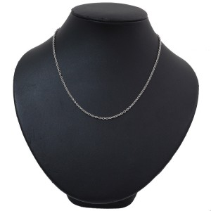Cartier 18K White Gold Necklace