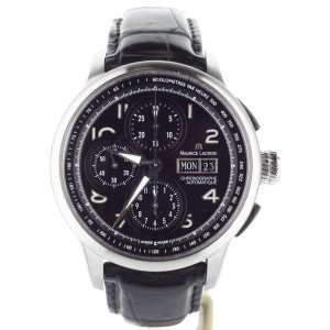 Maurice Lacroix Masterpiece MP6348-SS001-32E 43mm Mens Watch
