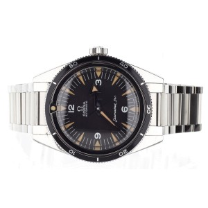 Omega Seamaster Trilogy LE 234.10.39.20.01.001 39mm Mens Watch