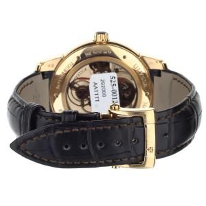 Ulysse Nardin Black Diamond Royal Tourbillion Rose Gold 43mm Case 1 of 1 792-91