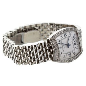 BEDAT NO. 3 WITH DIAMOND BEZEL ON BRACELET AND STRAP REF: 314
