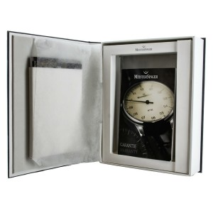 Meistersinger Perigraph 43mm ref: AM1003 Complete set