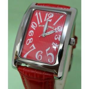 'Swiss Legend' Women's Watch (Red) | JSB