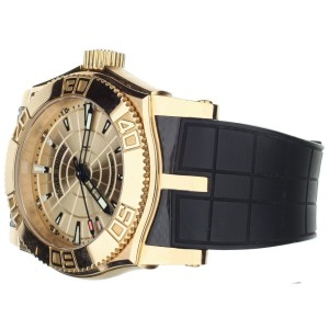 Roger Dubuis Just for Friends Easy Diver Rose Gold