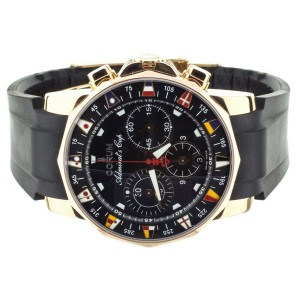 Corum Admirals Cup Chronograph Rose Gold  60323.012005