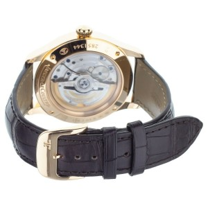 Jaeger LeCoultre Master Hometime Rose Gold ref Q1622530