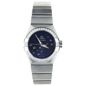 Omega Constellation Co-Axial Automatic Star 27mm Ref: 123.15.27.20.03.001