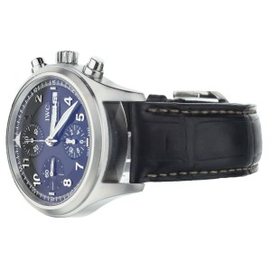 IWC Spitfire Chronograph ref: IW370613 39mm Full Set