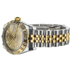 Rolex Datejust Two Tone 179313 26mm Ladies Watch