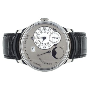 F.P.Journe Octa Lune Platinum Date Automatic 5 Days Power Reserve 38MM Complete