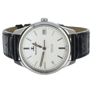 Jaeger Lecoultre Geophysic True Second 37mm ref: Q8018420 Full Set