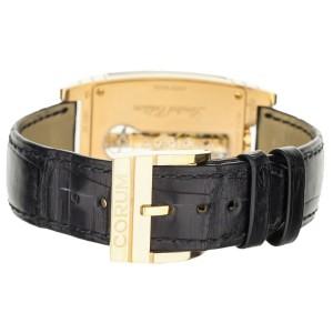CORUM GOLDEN BRIDGE BLACK BATON 113.770.55/0001 GN01 Complete