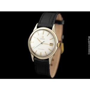 1966 OMEGA SEAMASTER Vintage Mens Cal. 560 10K Gold Filled - Approx. 3000 Made