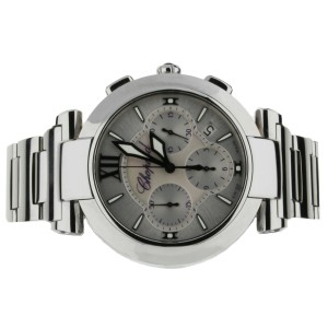 Chopard Imperiale Chronograph Stainless Steel 40mm Full Set 388549-3002