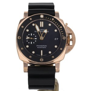 Panerai Luminor Submersible 1950 3-Days 42mm PAM 684 COMPLETE SET