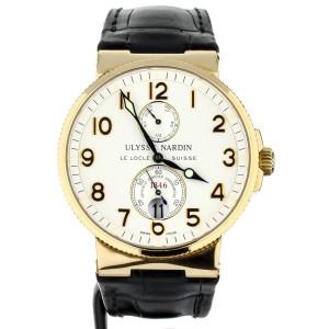 Ulysse Nardin Marine Chronometer Rose Gold 41mm 266-66
