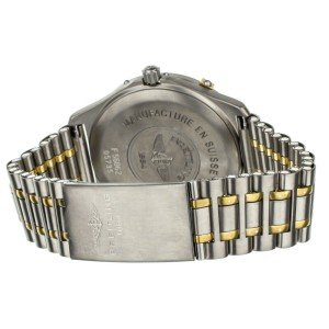 Breitling Aerospace Titanium and Yellow Gold 40mm F56062
