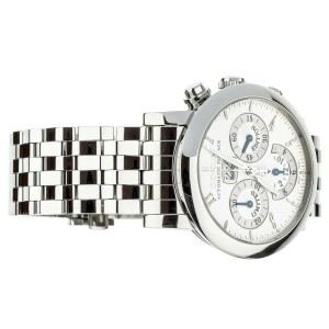 corum Classical automatic flyback chronograph 43mm 996.201.20 LE Full Set