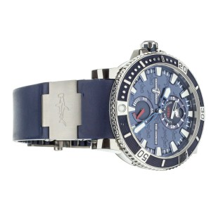 Ulysse Nardin Maxi Marine Diver Hammerhead 43mm 263-91 Blue Dial