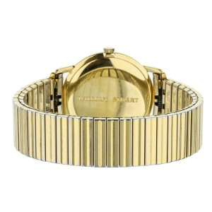 Gublin Vintage Yellow Gold 36mm watch engraved
