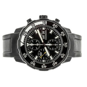 IWC Aquatimer Tribute to Charles Darwin 44mm IW376705 Complete set
