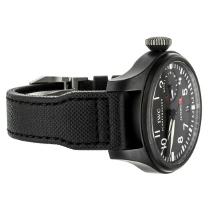 IWC Big Pilot Top Gun Ceramic Black Dial 48mm IW501901