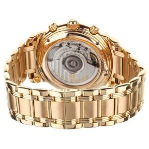 Carl F. Bucherer Archimedes Chronograph rose gold 38mm ref: 10211.03