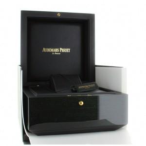 Audemars Piguet Royal Oak Gray Dial 41mm 15500 Complete Set