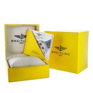 Breitling Sirius Chronograph Quartz 40mm B53011 Complete Set