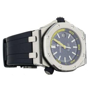 Audemars Piguet Royal Oak Offshore Diver Blue Dial 15710ST.OO.A027CA.01 42mm