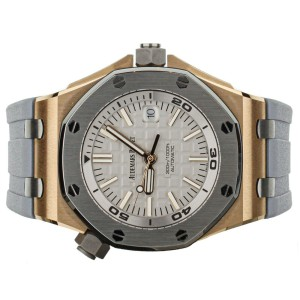 Audemars Piguet Royal Oak Offshore Diver Rose Gold Japan 15711OI.OO.A006CA.01