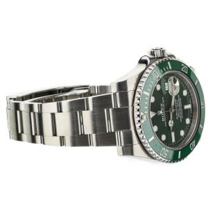 Rolex Submariner Hulk Green Dial Ceramic Bezel 40mm 116610LV