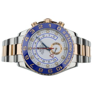 Rolex Yacht Master II Stainless Steel and Rose Gold 116681 Regatta Chronograph
